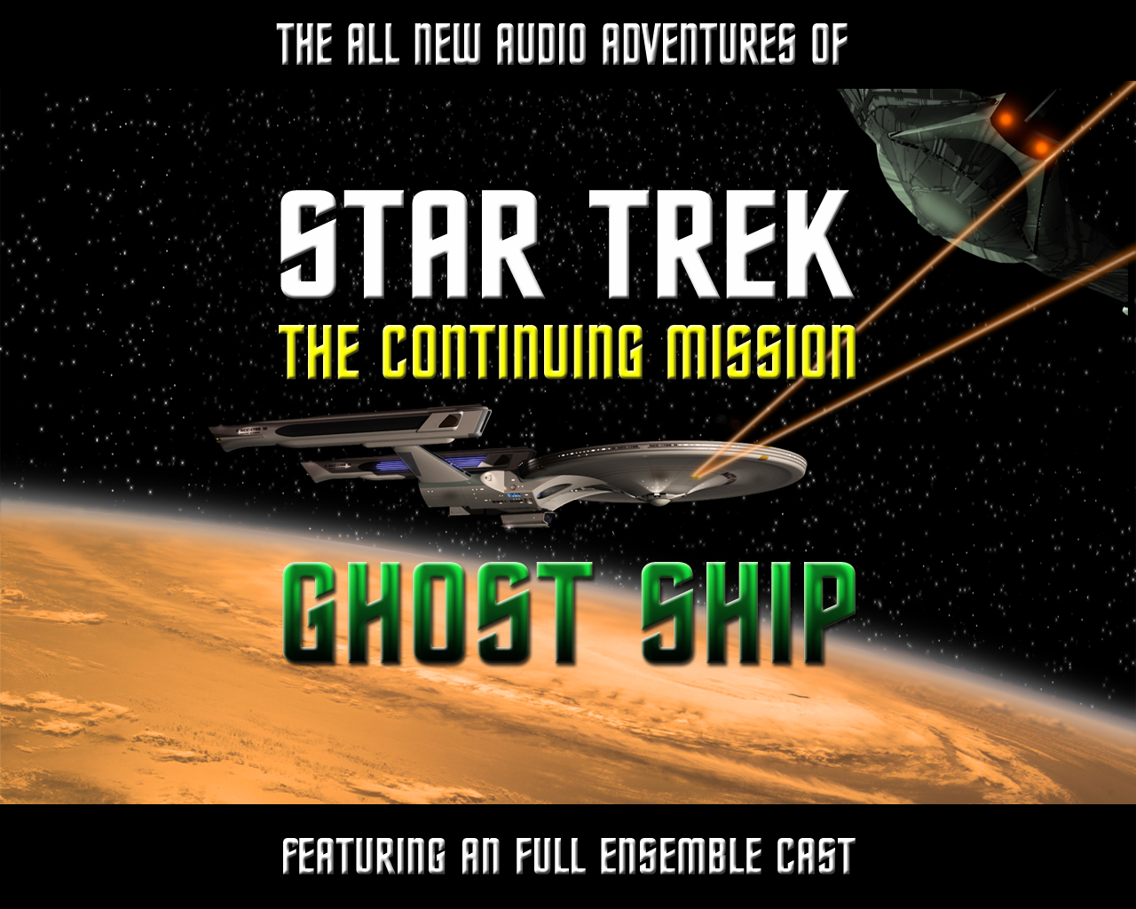 Episode 1: Ghost Ship